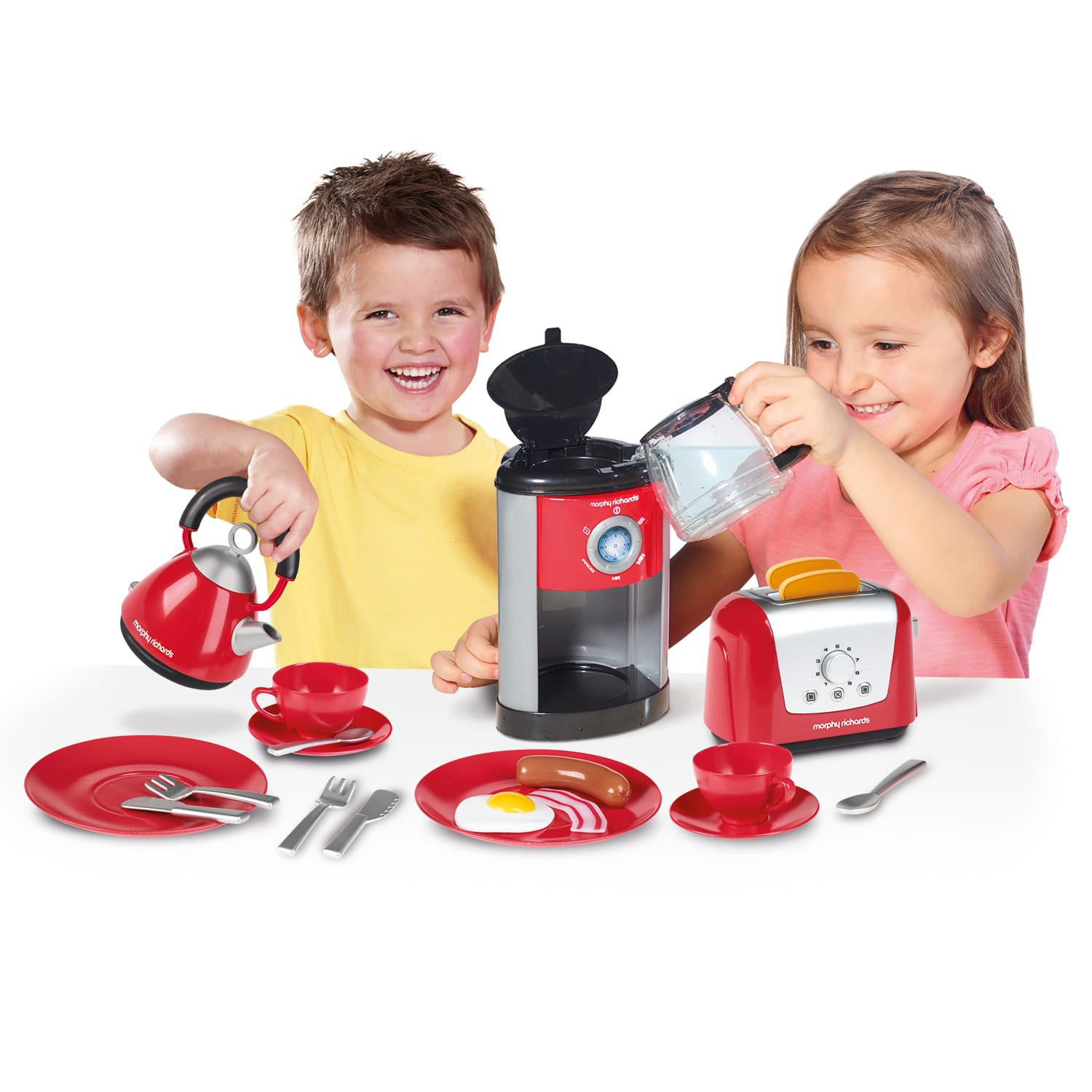 Toy Morphy Richards Kitchen Set For Realistic Role Play