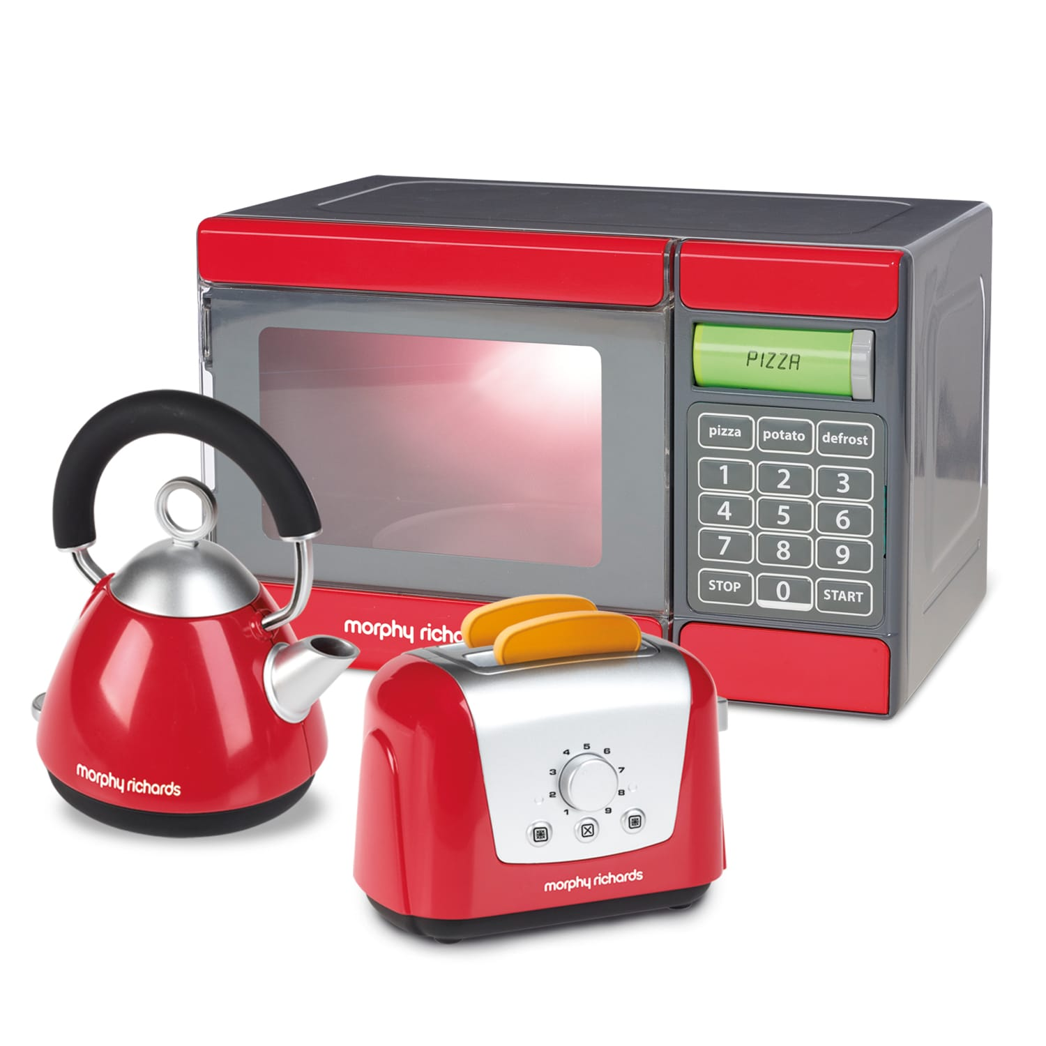 Morphy Richards Microwave Kettle Toaster
